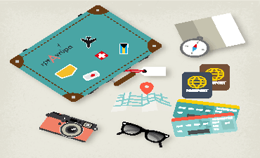 Seyahatte Yardımcı Ürün ve Gereçler