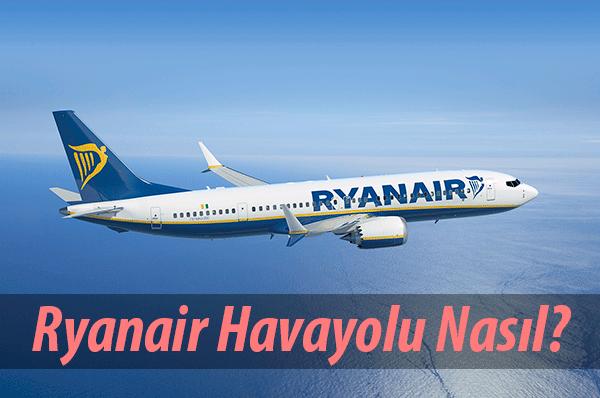 Ryanair Kullanma Kılavuzu