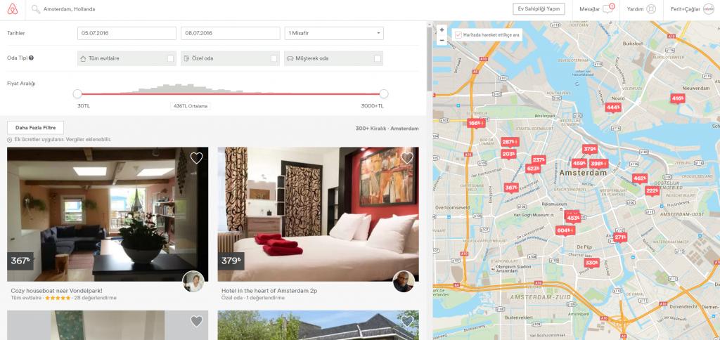 Airbnb Nedir Nasıl Kullanılır?