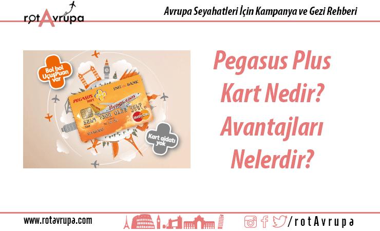 Pegasus Plus Kart Nedir?