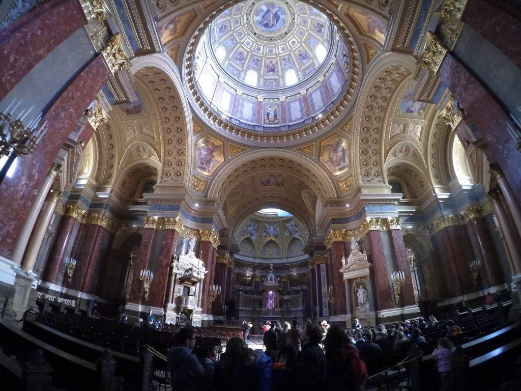 5- St. Stephen's Basilica'ya Girmek