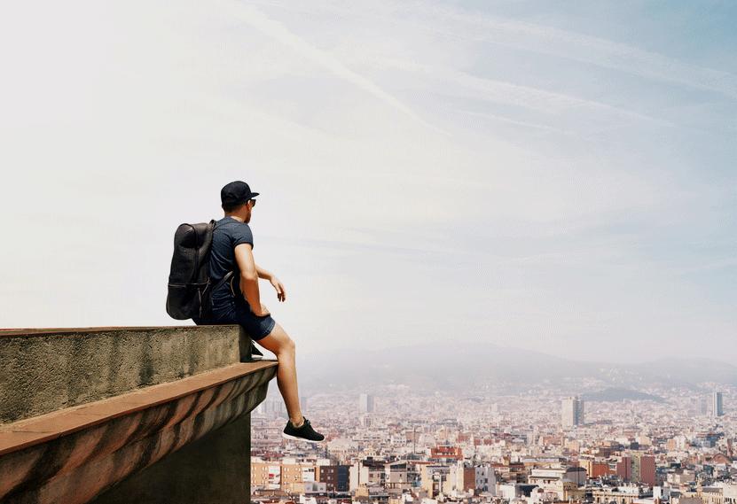 Tek Başına Seyahat Üzerine