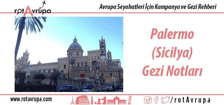 Palermo Gezi Notları