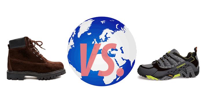 Seyahatler İçin Ayakkabı Seçimi