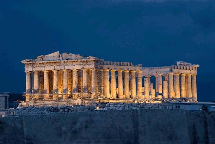 Atina'ya Ucuz Uçak Bileti