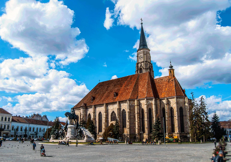 Istanbul - Cluj (Romanya) Uçak Bileti