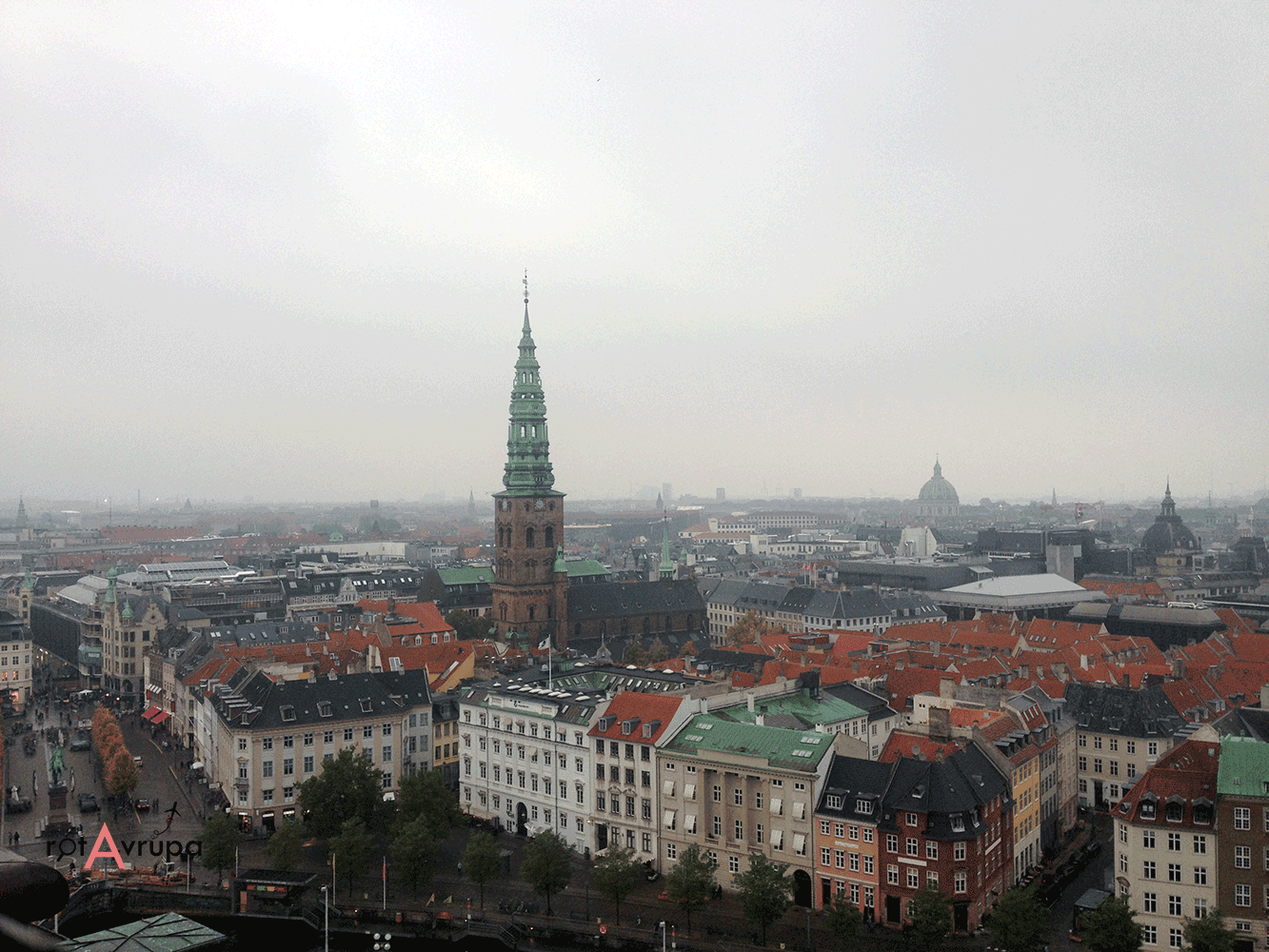 Kopenhag Ucuz Uçak Bileti