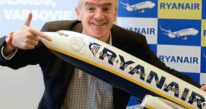 Ryanair Uçuşları