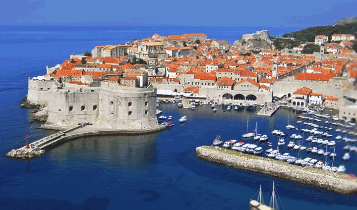Dubrovnik Ucuz Uçak Bileti