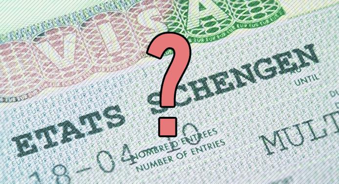 Schengen Vizesi Bilinmesi Gerekenler