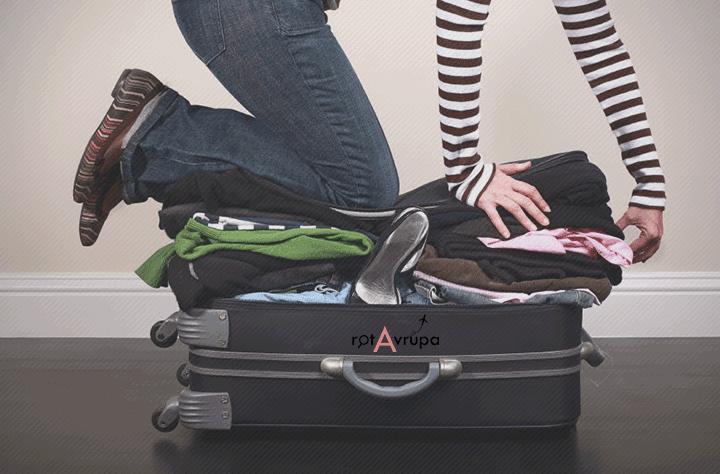 Seyahate Çıkarken Alınması Gerekenler