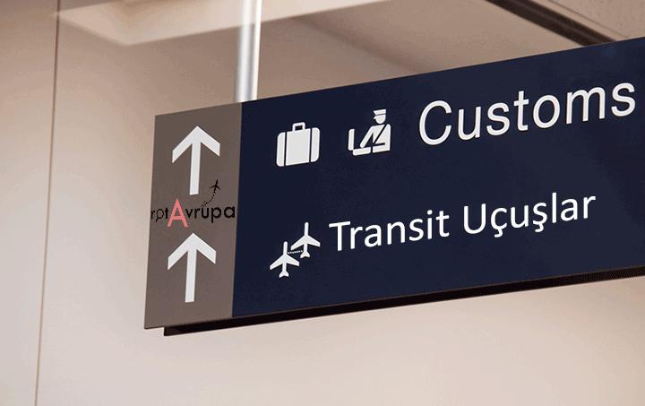 Aktarmalı Uçuşlar ve Transit Vize
