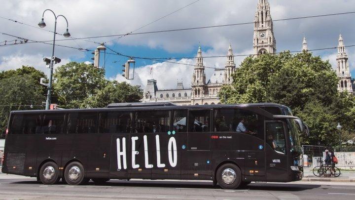 Avrupa'da Otobüs Yolculuğu