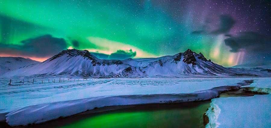 İzlanda Ucuz Uçak Bileti