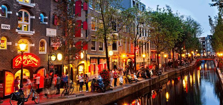 Amsterdamuçak bileti