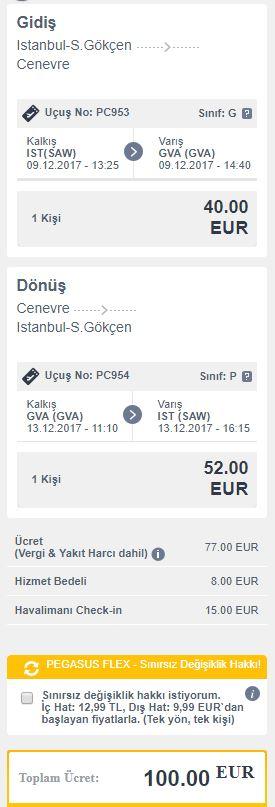 Cenevre Ucuz Uçak Bileti