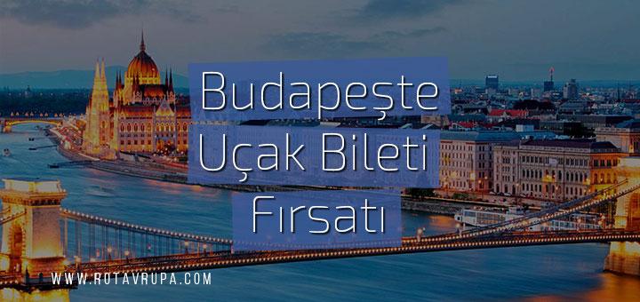 Budapeşte'ye ucuz uçak bileti