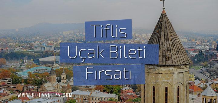 Tiflis ucuz uçak bileti