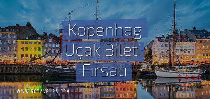 Danimarka-Kopenhag Ucuz Uçak Bileti