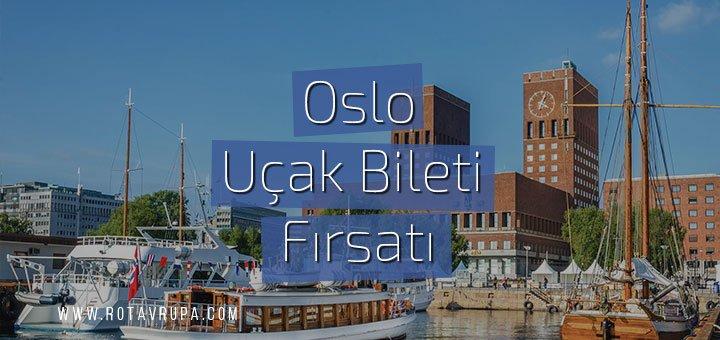 Oslo Ucuz Uçak Bileti