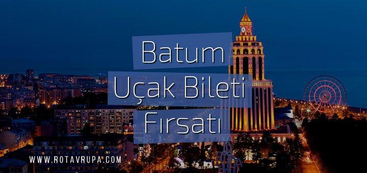 Batum Ucuz Uçak Bileti