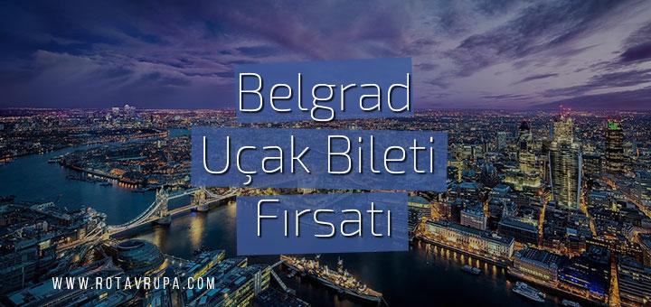 Belgrad Ucuz Uçak Bileti