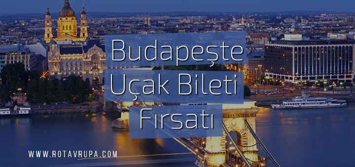 Budapeşte Ucuz Uçak Bileti (THY)
