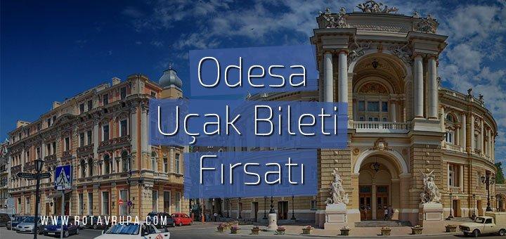 Odesa Ukrayna Ucuz Uçak Bileti