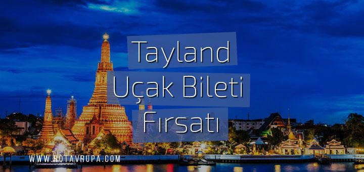 Bangkok-Tayland Ucuz Uçak Bileti
