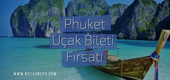 THY Phuket Ucuz Uçak Bileti